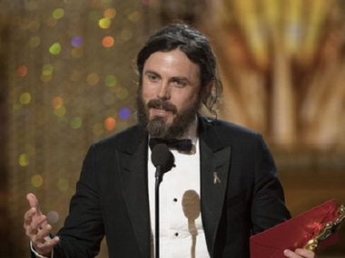 Oscars 2017: Casey Affleck opens up about sexual harassment claims and his acceptance speech