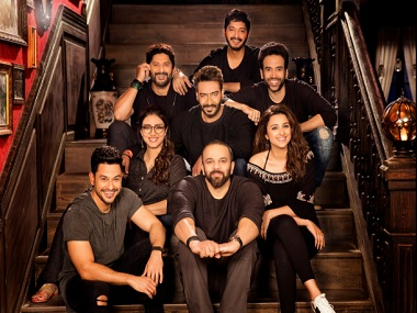 Golmaal Again: Bookings for Ajay Devgn, Parineeti Chopra starrer open month before release