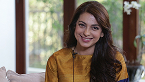 First Lady On International Womens Day Juhi Chawla recalls female figures in her life
