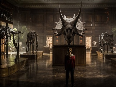 Jurassic World 2 first look is mysterious and haunting; Chris Pratt to reprise role in the sequel