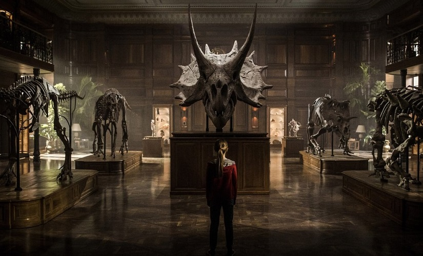 Jurassic World 2. Image from Colin Trevorrow -Twitter
