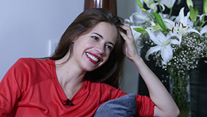 First Lady with Kalki Koechlin Margarita With a Straw actor talks Bollywood empowerment