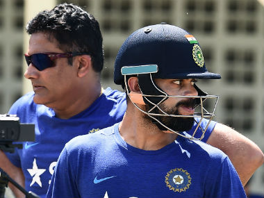 Champions Trophy 2017 Virat Kohli and Co unhappy with overbearing Anil Kumble claim reports