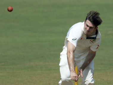 File photo of Mitchell Marsh. AFP