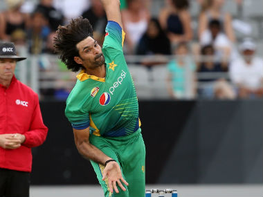 File photo of Mohammad Irfan. AFP