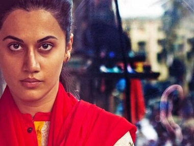 Naam Shabana box office collection Taapsees film on upward swing with 19 cr on opening weekend