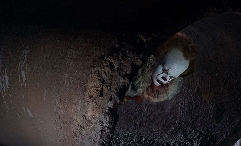 Still from 'It'. Image from Twitter