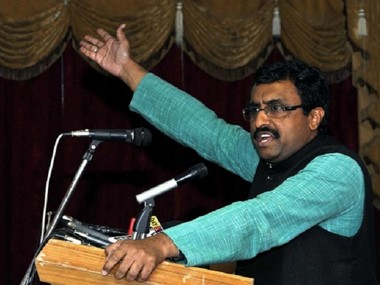 Manipur Election 2017 Congress misdeeds will be investigated when BJP comes to power says Ram Madhav