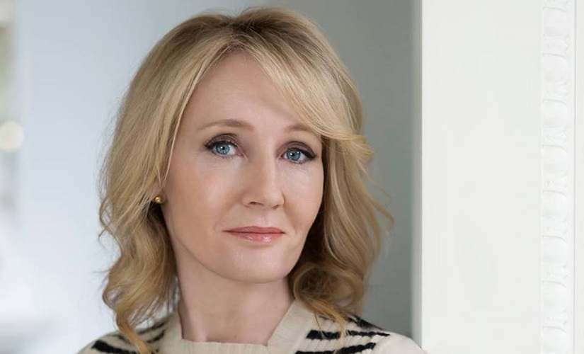 JK Rowling. Image from Facebook