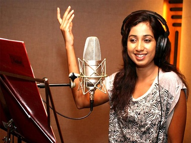 Shreya Ghoshal. File Photo/News 18