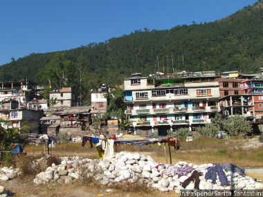 A section of Majigaon, a locality in Jorethang, 70 km south-west from Gangtok, Sikkim, is clustered with one-room shanties that house nearly 2,500 people. Locals admitted that almost every resident abused pharmaceutical drugs. Sikkim is now one of three states struggling with drugs caused by unmet aspirations.