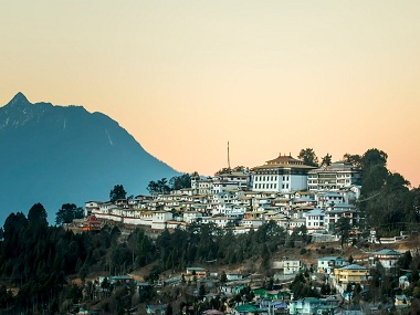 File image of the Tawang monastery. Wikimedia Commons