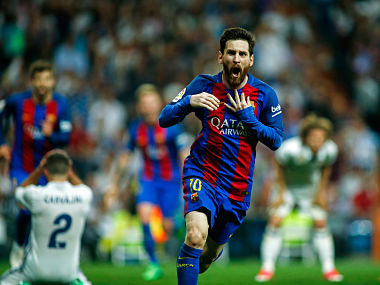 El Classico: Lionel Messi is the best player in history, says Barcelona coach Luis Enrique
