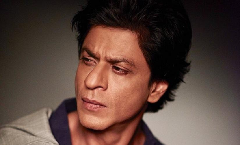 Shah Rukh Khan. Image from Facebook