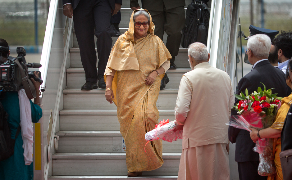 Bangladesh PM arrives in Delhi: Modi-Hasina talks likely to include civil nuclear cooperation, defence