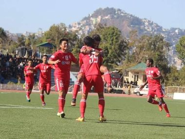 ILeague 2017 Aizawl FC edge Mohun Bagan in close encounter to inch closer historic maiden title