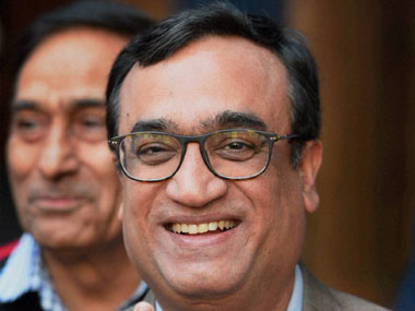 File image of Delhi Congress chief Ajay Maken. PTI