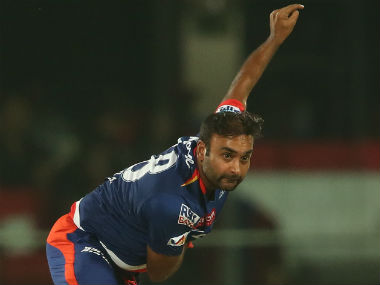 Amit Mishra will spearhead the Delhi Daredevils spin attack, which also includes names such as Jayant Yadav and Shahbaz Nadeem. Sportzpics