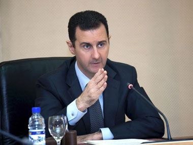 France plans to strip Syrian president Bashar alAssad of his Legion dHonneur days after airstrikes