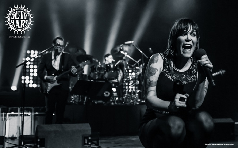 Singing the Blues Grammynominated musician Beth Hart is making her India debut