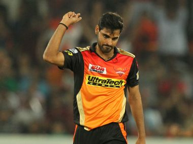 IPL 2017 SRHs Bhuvneshwar Kumar says he is used to the pressure of bowling at the death