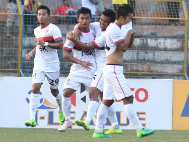 DSK Shivajians registered a 1-0 win over East Bengal to end their title hopes. Twitter: @ILeagueOfficial