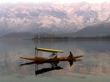 Dal lake of Kashmir. Reuters