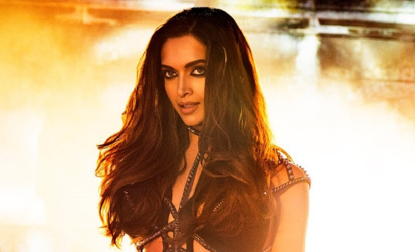 Deepika Padukone in a still from the Raabta song. Image from Twitter