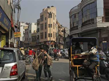 Regularisation of old buildings is an important feature of all parties' manifestos. AP representational image