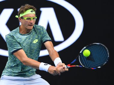 File image of Denis Istomin. Getty Images