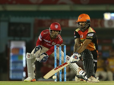 IPL 2017: SRH's Shikhar Dhawan reinvented himself against KXIP to make his case for Team India