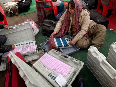 EVM tampering Opposition parties have failed to take defeat sportingly put EC image in dock