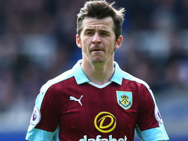 Premier League Burnley release midfielder Joey Barton following 18month betting ban