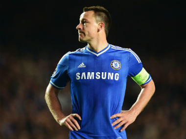 John Terry has made a total of 578 appearances for Chelsea. Getty Images