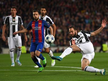 Champions League: Juventus' defensive masterclass at Barcelona reminiscent of vintage Italian shut-outs