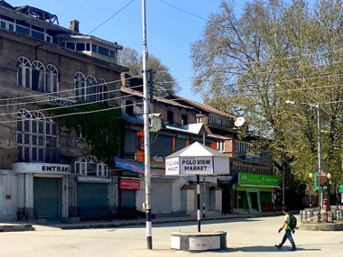 Srinagar bypolls Voter turnout of 714 is the lowest in the constituency in two decades