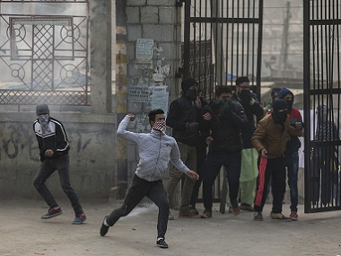 Kashmir student unrest resumes as educational institutions reopened after a week