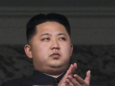 File image of Kim jong-Un. AP
