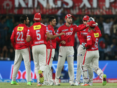 Kings XI Punjab have lost four consecutive matches after winning their first two. Sportzpics