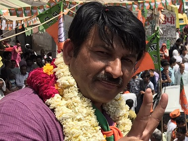Delhi BJP chief Manoj Tiwari's bungalow attacked; cops arrest 2 suspects but rule out political angle