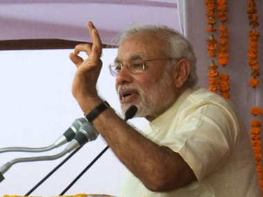 Narendra Modi in Shimla: PM urges people to vote for change, says Himachal looking for honest era