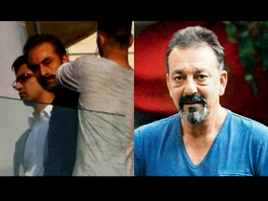 Is Sanjay Dutt going to make a cameo in his biopic directed by Rajkumar Hirani?