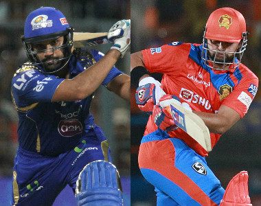 It's Mumbai Indians vs Gujarat Lions in Match 16 of IPL 2017. Sportzpics