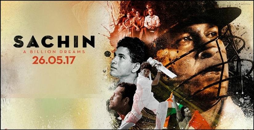 Poster of Sachin: A Billion Dreams
