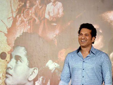 Sachin: A Billion Dreams is a film that goes way beyond cricket, says Sachin Tendulkar