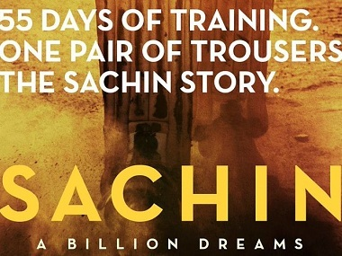 Sachin: A Billion Dreams to be screened for the Indian Armed forces