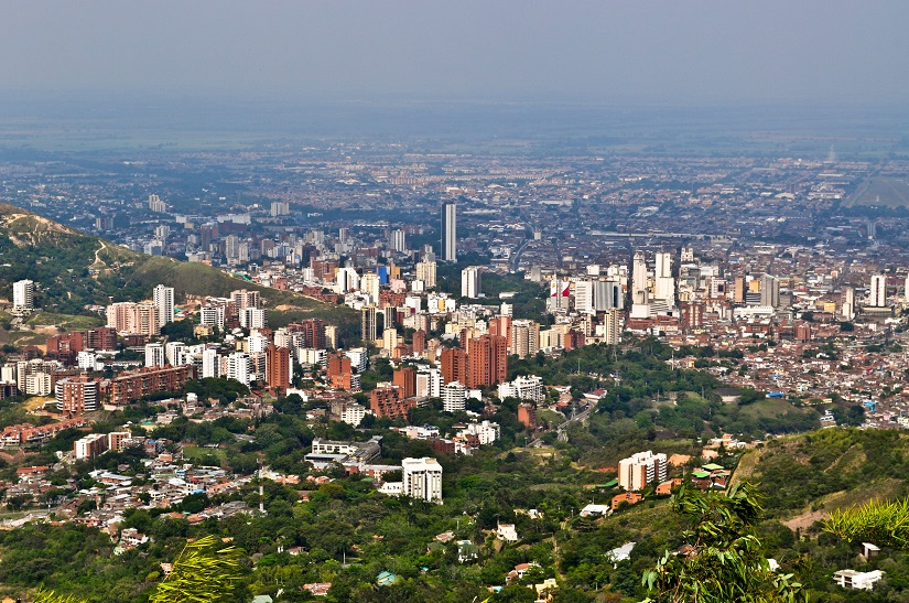 Cali is Colombia's third largest city. All photos: Creative Commons