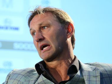 Former Arsenal player Tony Adams. Getty Images