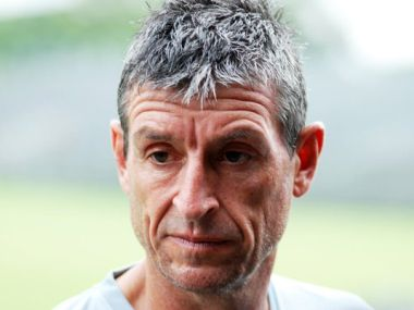 Trevor Morgan resigned as coach of East Bengal after a bad run of results in the I-League. Twitter/@eastbengalfc