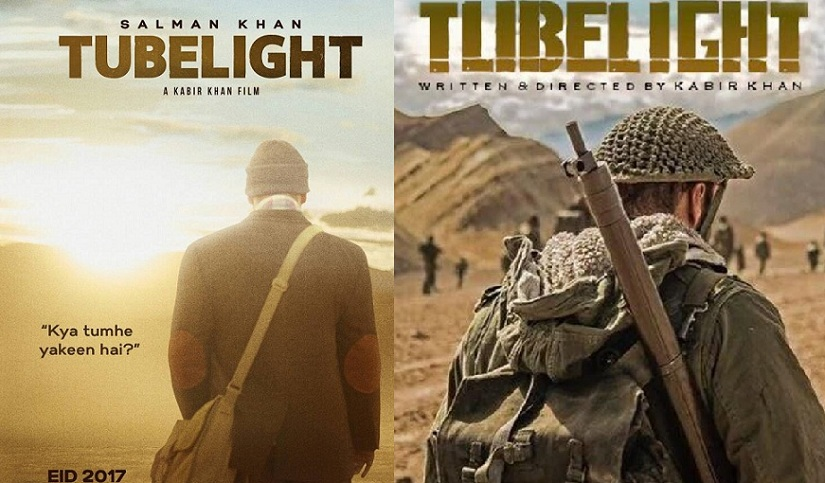 Tubelight first look: Salman Khan ups the curiousity in this grainy, dreamy poster